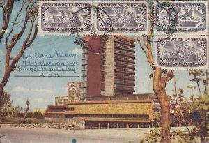 Mexico City , Mexico , 1956