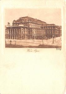 Wien Oper -