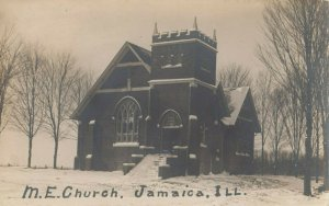 RP: JAMAICA , Illinois, 1910 ; M.E. Church