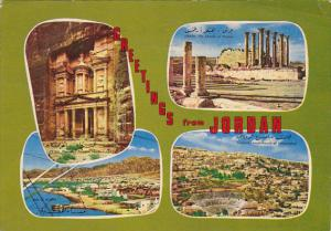 Greetings From Jordan Multi View 1975