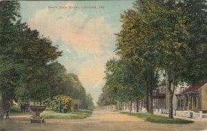 LITCHFIELD , Illinois, 1908 , North State Street