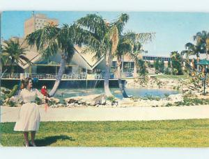 Pre-1980 BUSCH GARDENS Tampa Florida FL ho0498