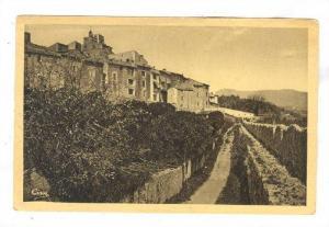 SAINT-Paul , France, 00-10s ; Un coin des Remparts