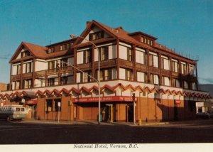 VERNON , B.C. , Canada , 1950-70s ; National Hotel