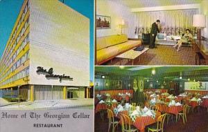 motel Georgian Silver Spring Maryland 1963