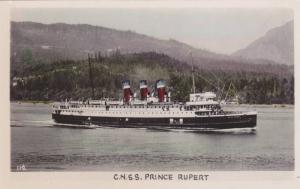 RP: Ocean Liner S.S. PRINCE RUPERT , 20-30s