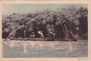 Chad Dans les papyrus du Lac Tchad