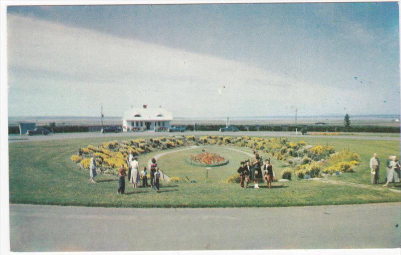 The Tourist Bureau, Nova Scotia- New Brunswick Border,  Amherst,  N.S.,  Cana...