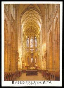 Praha - Katedrala sv. Vita