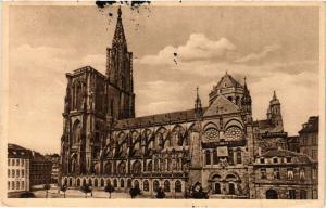 CPA Strassburg Cathédrale (429087)