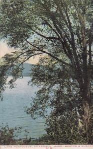 Massachusetts Boston Lake Pontoosue Pittsfield