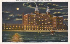 Virginia Old Point Comfort Hotel Chamberlain-Vanderbilt