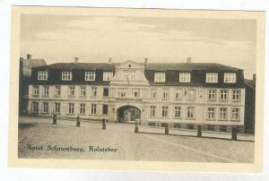 Hotel Schaumburg, Holstebro, Denmark, 1900-1910s