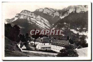 Postcard Old In ancient Chartreuse Chartreuse Curiere on Route Charmette