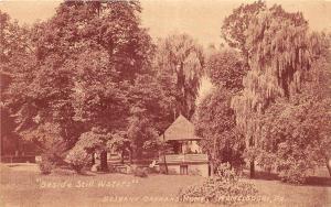 B34/ Womelsdorf Pennsylvania Pa Postcard c1910 Bethany Orphans Home