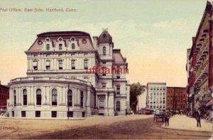POST OFFICE EAST SIDE HARTFOED, CT publ by Danziger & Berman