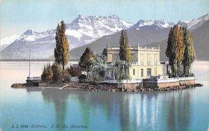 Clarens L'lle des Mouettes Switzerland Unused