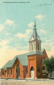 NE, Kearney, Nebraska, Presbyterian Church, No. A-13170