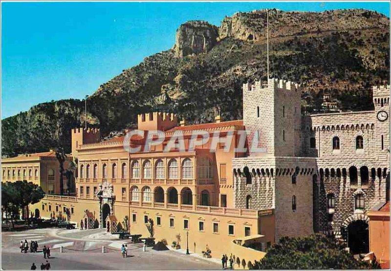 Modern Postcard Monaco Prince's Palace