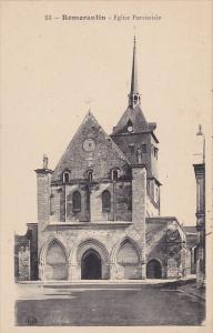Romorantin-Lanthenay , Loir-et-Cher department , France , 00-10s ; Eglise Par...