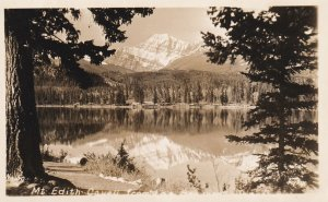 RP: Mt Edith Cavell , Canada , 20s
