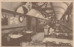 Walker house , Toronto , Ontario , Canada , 1918 : Cafeteria