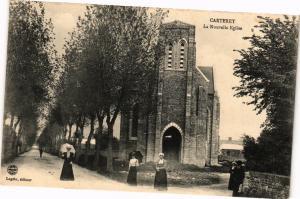 CPA CARTERET - La Nouvelle Église (246155)
