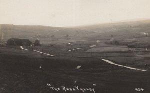 Rede Valley Otterburn Northampton Real Photo Postcard