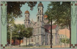 STEUBENVILLE, Ohio, PU-1914; St. Peter's Church