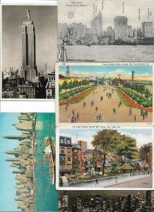USA New York City Postcard Lot of 11  01.14