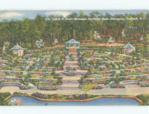 Linen Duke University - Durham North Carolina NC E1013