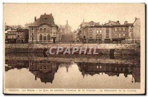 Verdun - The Wharf London - L & # 39Avenue Victory - The Victory Monument - O...