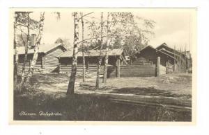 RP, Dalagarden, Skansen, Sweden, 1920-1940s