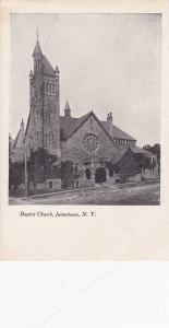 Baptist Church, Jamestown, New York, 10-20s