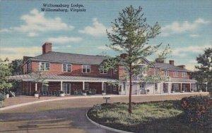 Williamsburg Lodge Williamsburg Virginia
