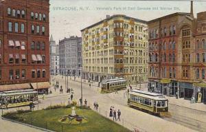TUCK 5906, Veteran's Park at East Genesee and Warren Streets, Cable Cars, Syr...