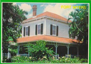 Edison Winter Home Fort Myers Florida