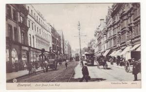 P456 JLs old valentines liverpool lord st east trollies, horse wagons etc