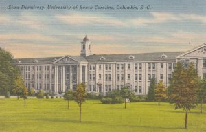 COLUMBIA , South Carolina , 1930-40s ; Sims Dorm , U of S.C.