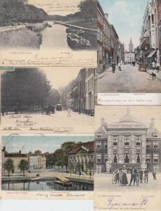 THE HAUGE DEN HAAG PAYS-BAS HOLLAND NETHERLAND 37 Cartes Postales 1900-1940.