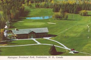 Mactaquac Provincial Park, Fredericton, New Brunswick, Canada, 50-70s