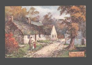 079460 Pandy MILL Bettws-y-coed by JOTTER vintage Color PC