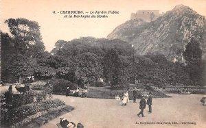 Le Jardin Public Cherbourg France Unused