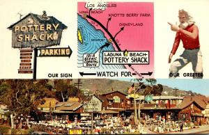 California Laguna Beach The Pottery Shack
