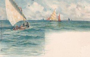 SAILING VESSELS, 1900-1910's