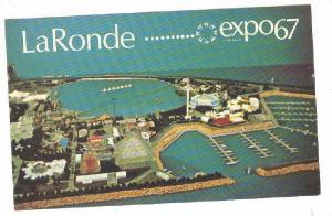 Expo67 , Montreal , Quebec , Canada ; LA RONDE