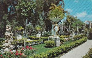 Florida Clearwater The East Garden At Kapok Tree Inn