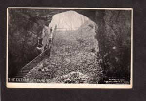KY Mammoth Cave City Kentucky Entrance Looking Out Copyright 1908