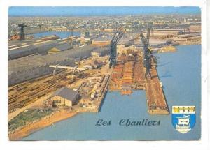 Les Chantiers,Saint-Nazaire, France, 50-70s