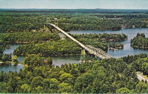 1000 Islands Skydeck & International Bridge, Hill Island, Ontario, Canada, 40...